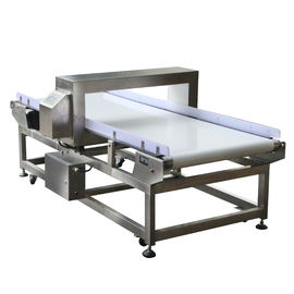 China Auto - Learning Function Conveyor Food Metal Detectors With Touch Screen supplier