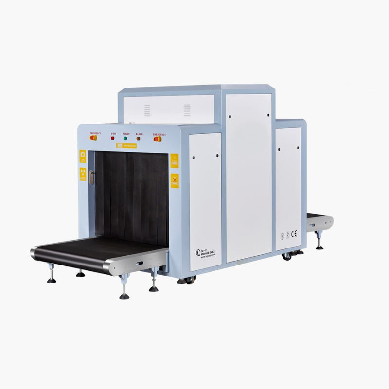 automatic alarm x ray inspection machine airport baggage x ray