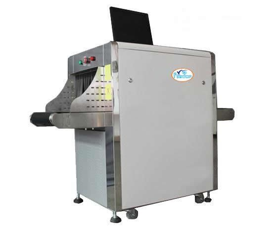 5030A/5030C Baggage X Ray Machine At Airport , X Ray Luggage Scanner