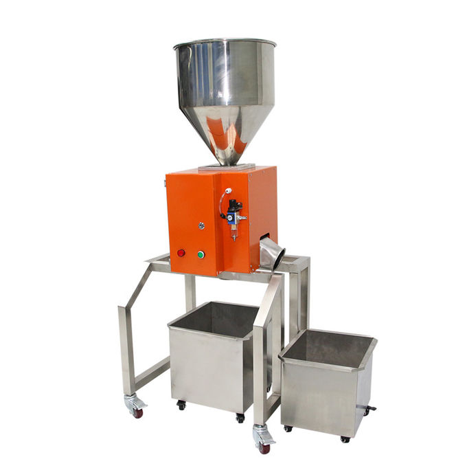 Industrial Gravity Metal Detector For Powder / Granule Detecting , High Speed