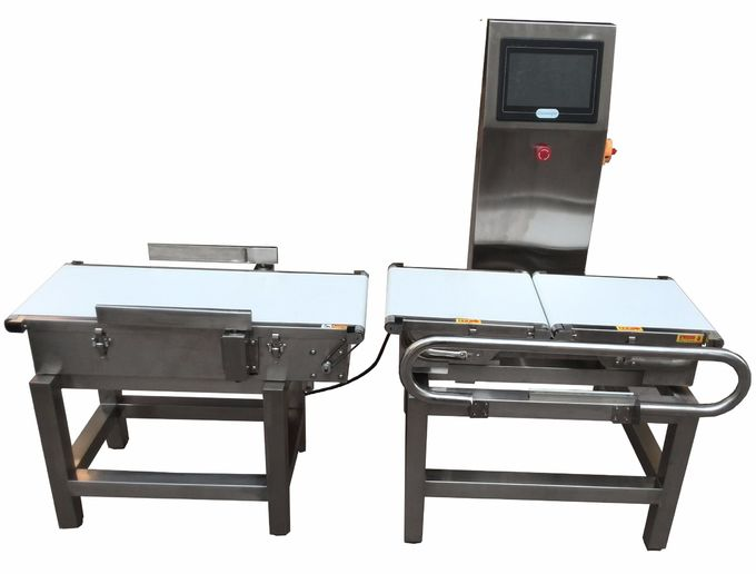 Online Automatic Check Weighing Machines For Packages , High Sensitive