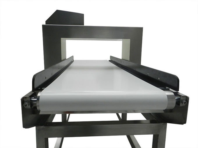 Automatic Belt Conveyor Metal Detectors For Food Industry Connect