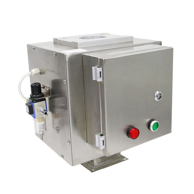 High Accurate Adjustable Metal Separator With Micro Computer Control And LED Indicate