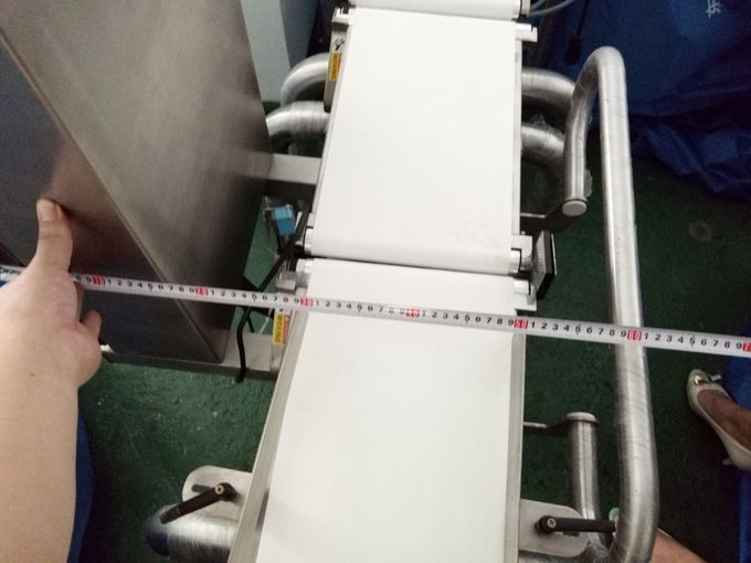 High Precision Dynamic Weighing Conveyor Belt Scale Check Weigher Product Line Conveyor Machine