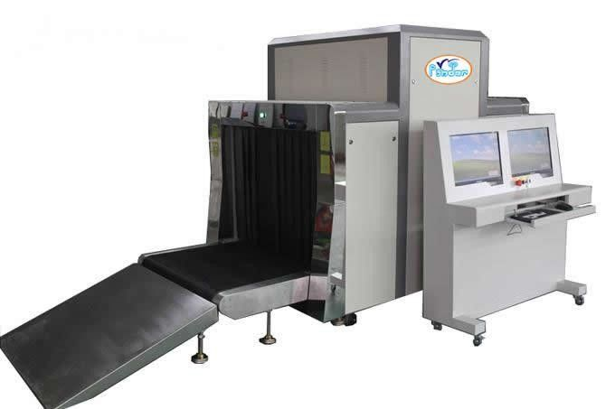 High - Precision X Ray Baggage Scanner For Security Inspection , Energy Saving