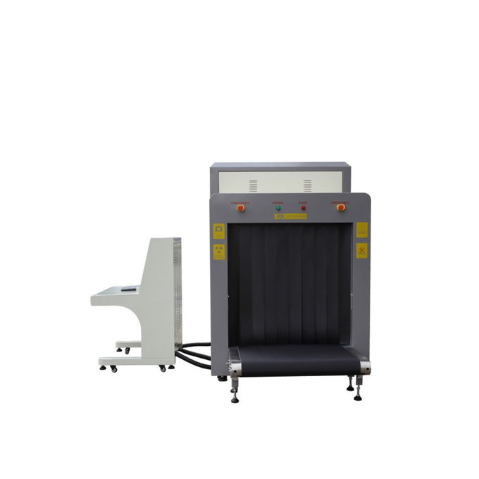 100~160 KV Airport Security Baggage Scanners For Large Stations / Railway Stations