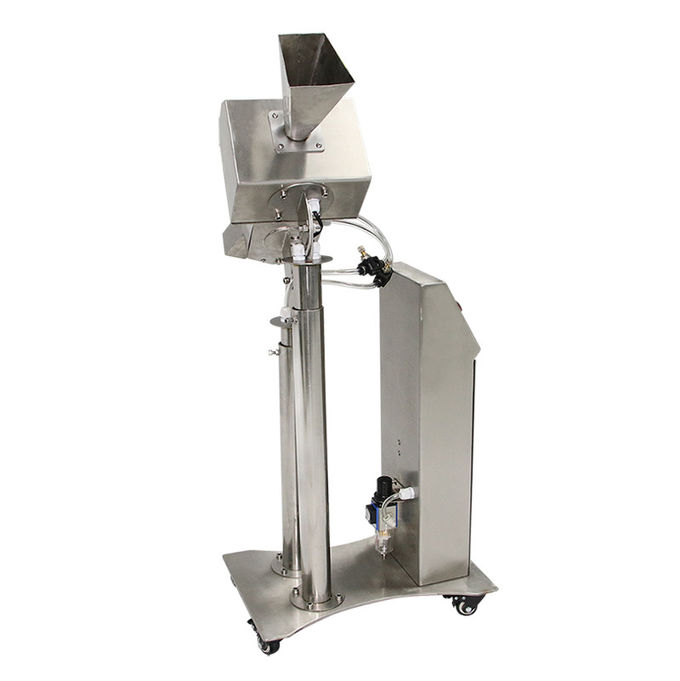 High Precision Pharmaceutical Metal Detector Separate Machine For Medicine