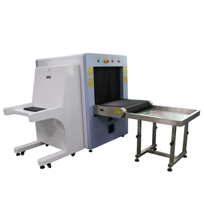 Security Inspection Luggage X Ray Machine For Airport Metro Station / Hotel