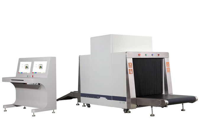 Automatic Alarm X Ray Inspection Machine / Airport Baggage X Ray Machines Security Checking